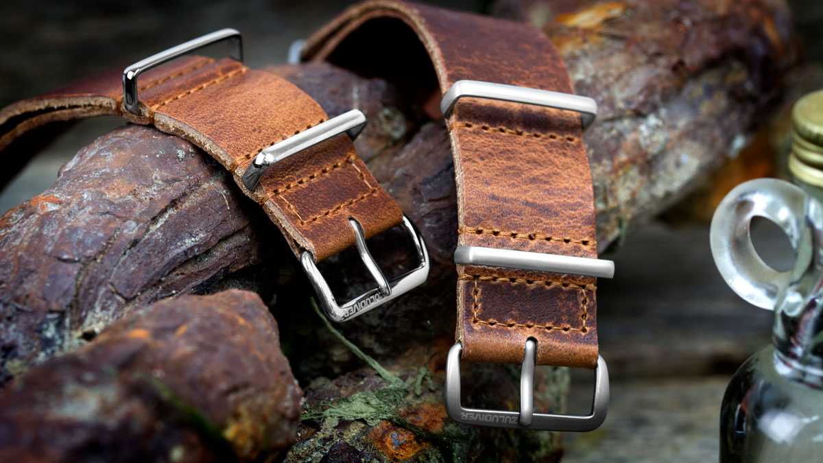 0ae38f477ff Gaining momentum with military demands. Adoption of leather straps ...