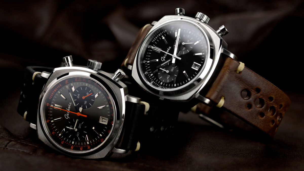 Motor Racing Watches Amp The Heuer Camaro WatchGecko