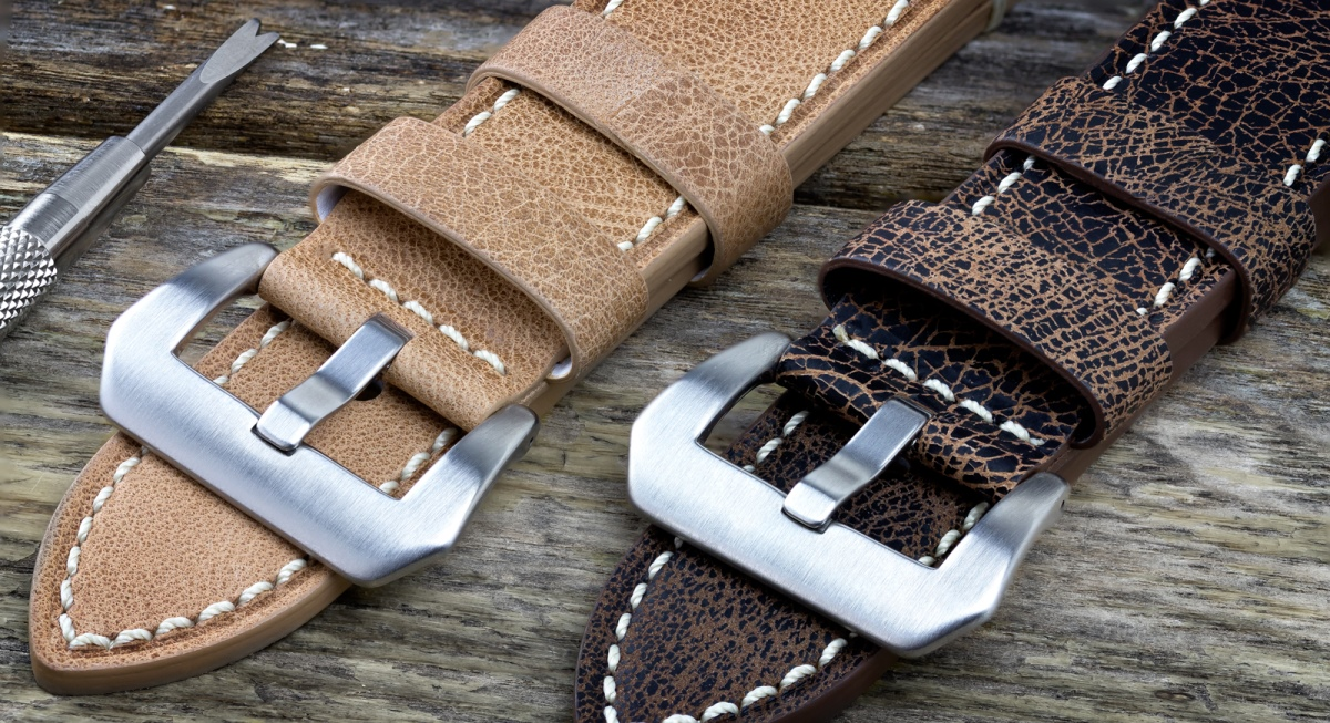 0265ec52dca Leather Watch Straps   Leather Watch Bands (Part 1)