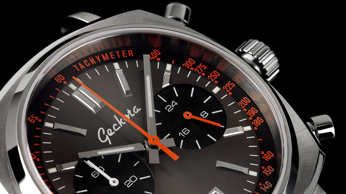 watch superfast watches autodate ref chronograph chopard in classic date auto racing
