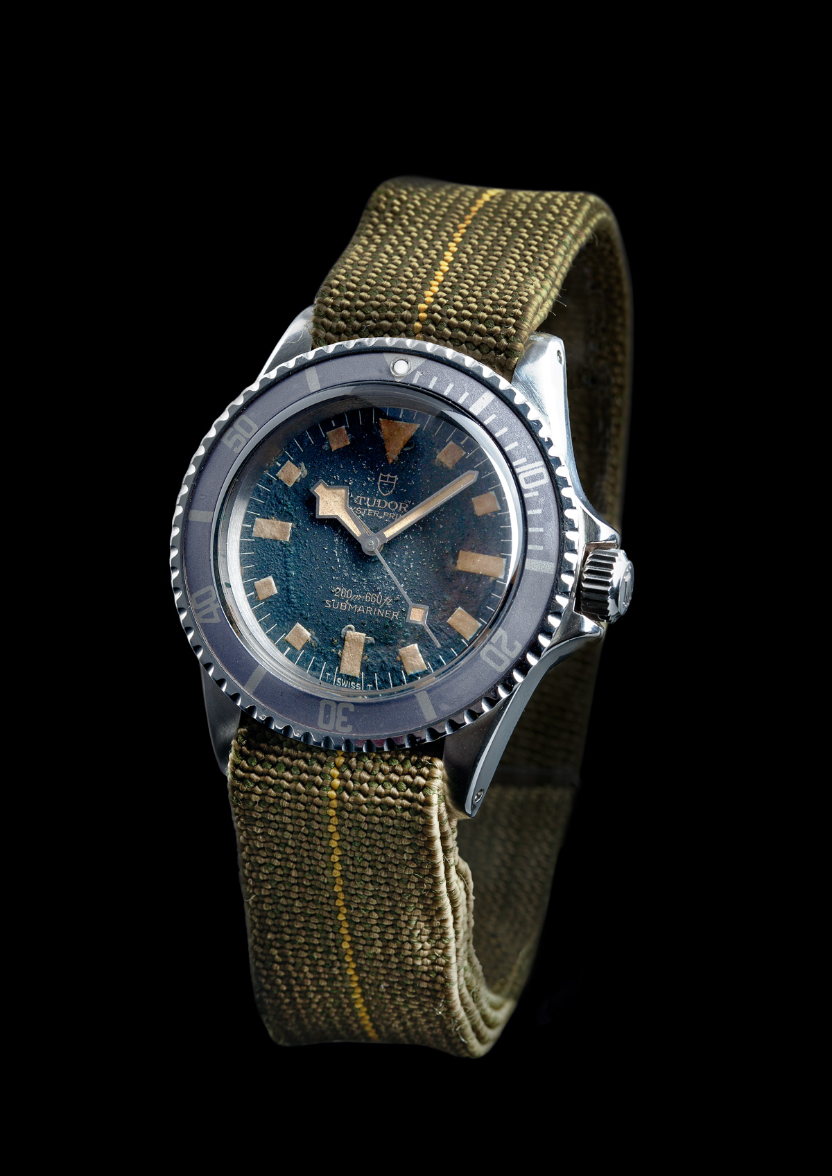 61c56458d ... Rolex and Tudor dive watches, including French Navy Tudor Submariners.  Soon, the Tropic became ubiquitous in 1960s and 1970s France – the watch  band of ...