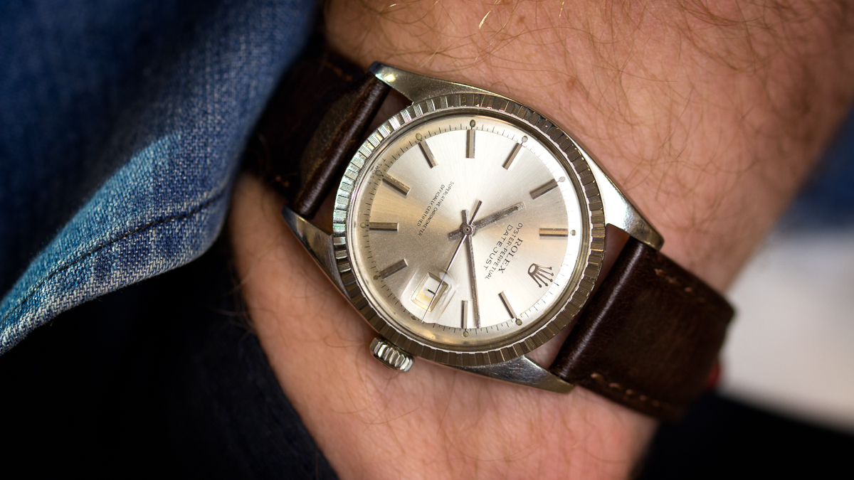 5 Reasons You Should Be Buying Vintage Watches