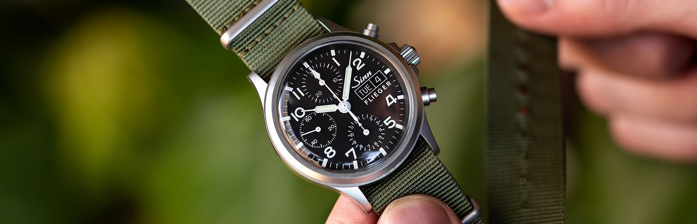 5 Reasons To Buy NATO Watch Straps (and even team it with brands like Omega)