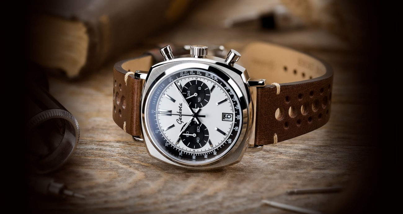 men buy megir dp at brown strap leather low online chronograph watch s watches