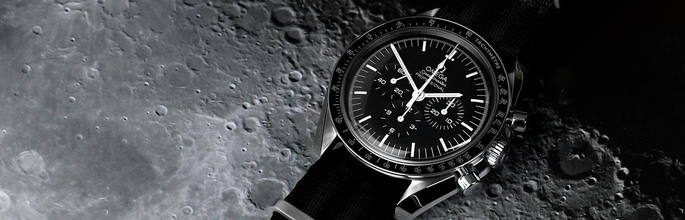 Why The Omega Speedmaster Is An Iconic Watch - Part One