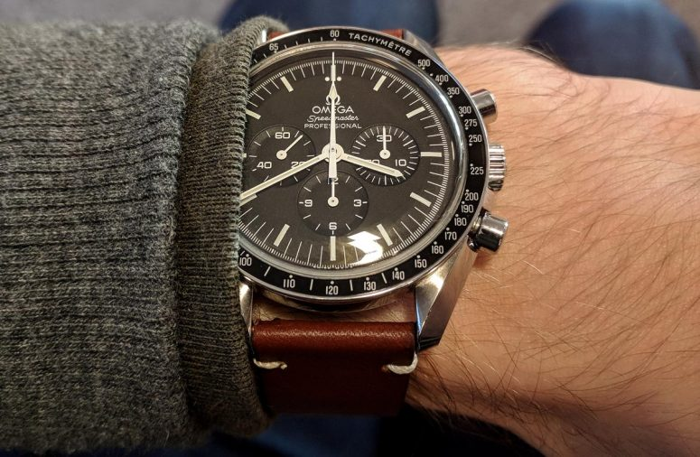A Year With The Omega Speedmaster Watchgecko