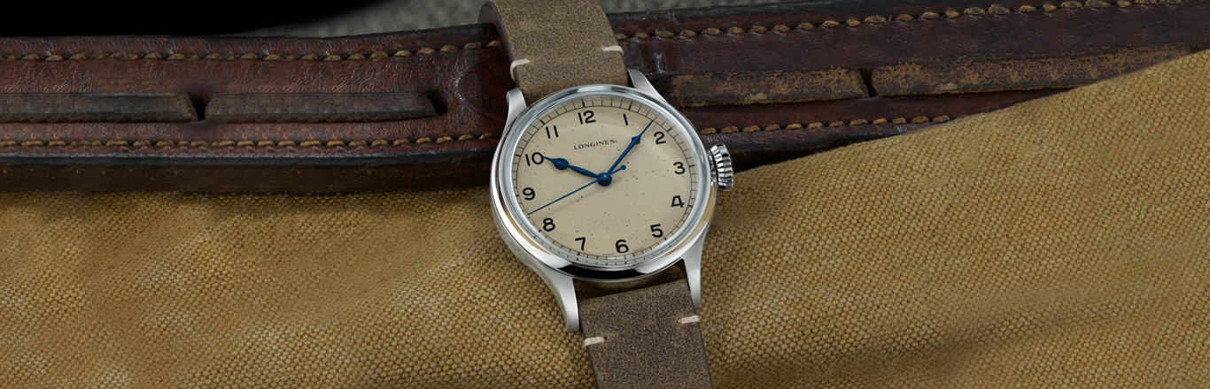 The Longines Heritage Military Watch - Baselworld 2018