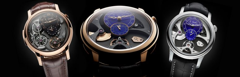 Stunning Haute Horology With Romain Gauthier