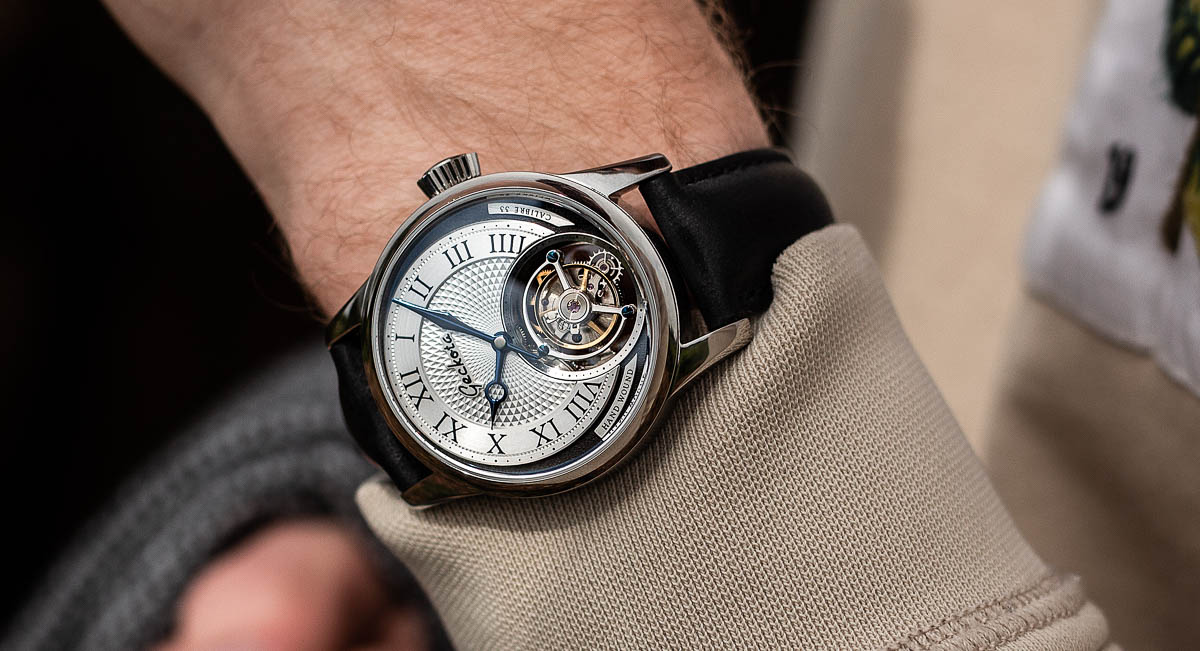 What is a Tourbillon Watch