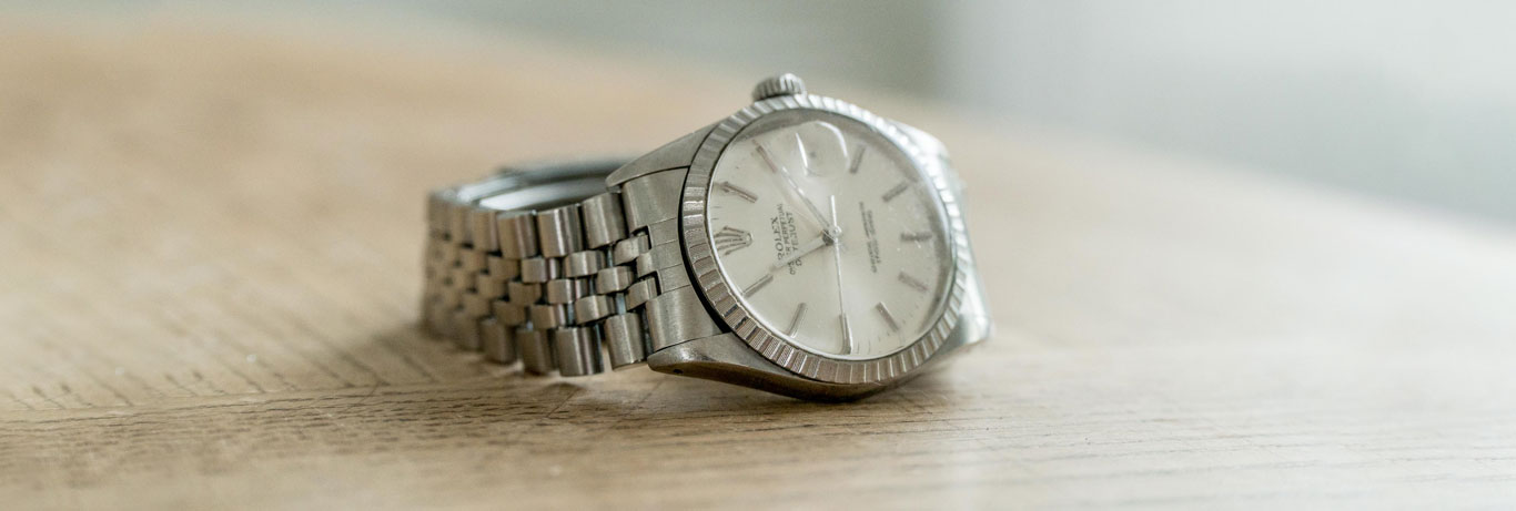 30 Years with The Rolex Datejust
