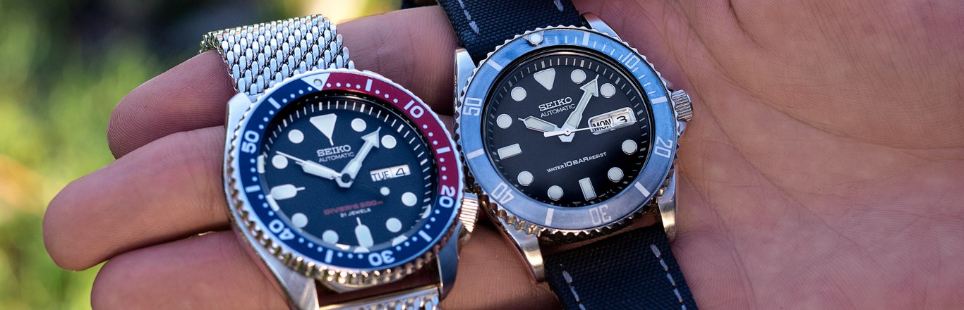 The History of Seiko Watches - A Selection Of Iconic Japanese Timepieces