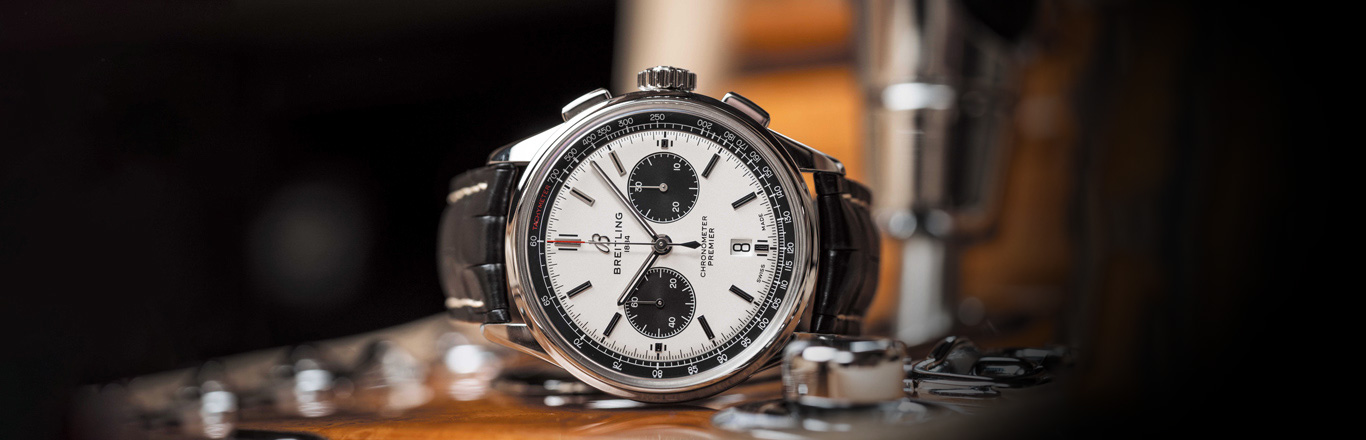 The Breitling Summit 2018: The New Premier Collection Announced