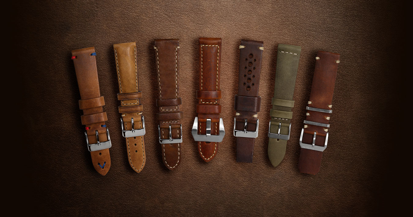 0f4ff2dcdf35 Genuine Leather Watch Straps. High quality and ...