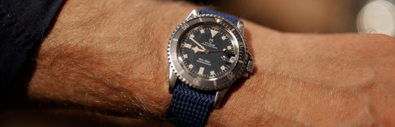 How I Saved a Vintage Tudor Snowflake Submariner...
