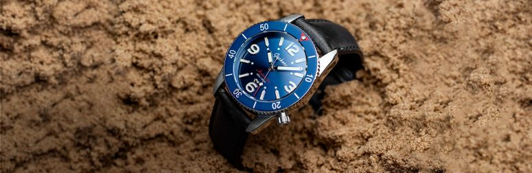 A Desert Road Test For The Geckota S-01 Diver