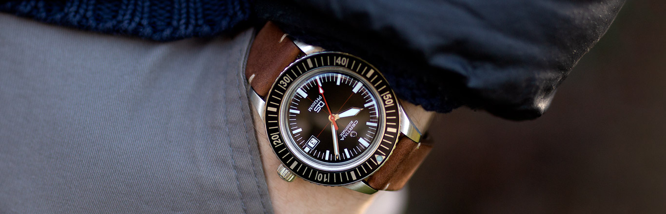 The Certina DS-PH200m Re Issue Review - A New Affordable Reliable Diving Watch
