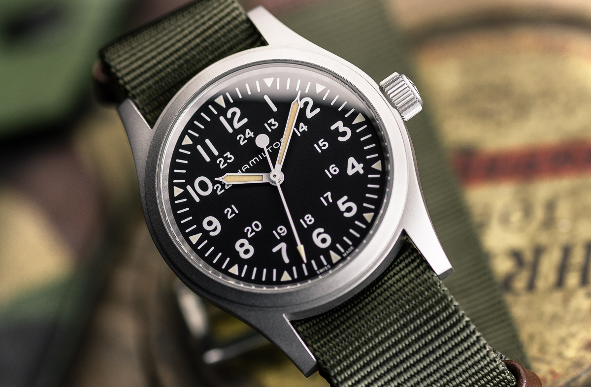 The Hamilton Khaki Field Mechanical Review Your New Field Watch