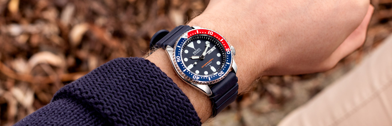 The Seiko SKX009J1 Review - Why The Seiko SKX Is The Go To Beater Watch