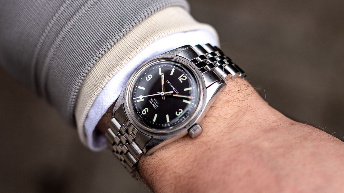 Caravelle watches old Caravelle Watch