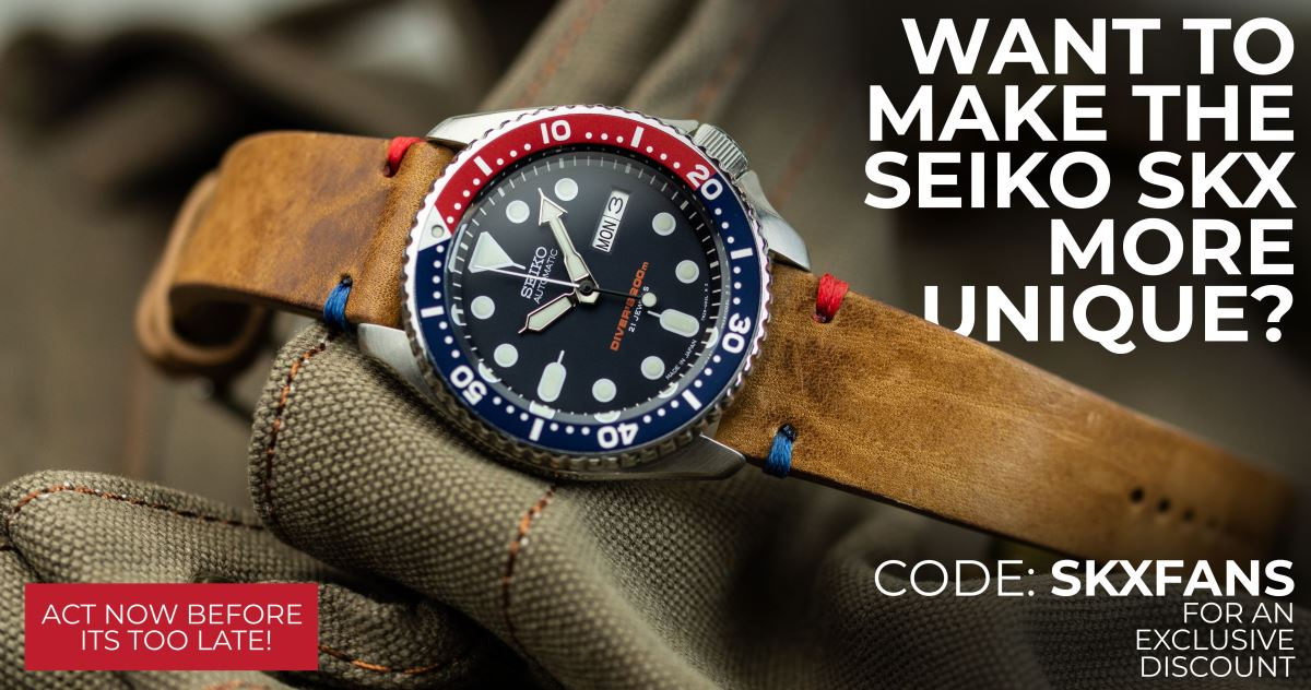 The Seiko SKX009J1 Review - Why The Seiko SKX Is The Go To