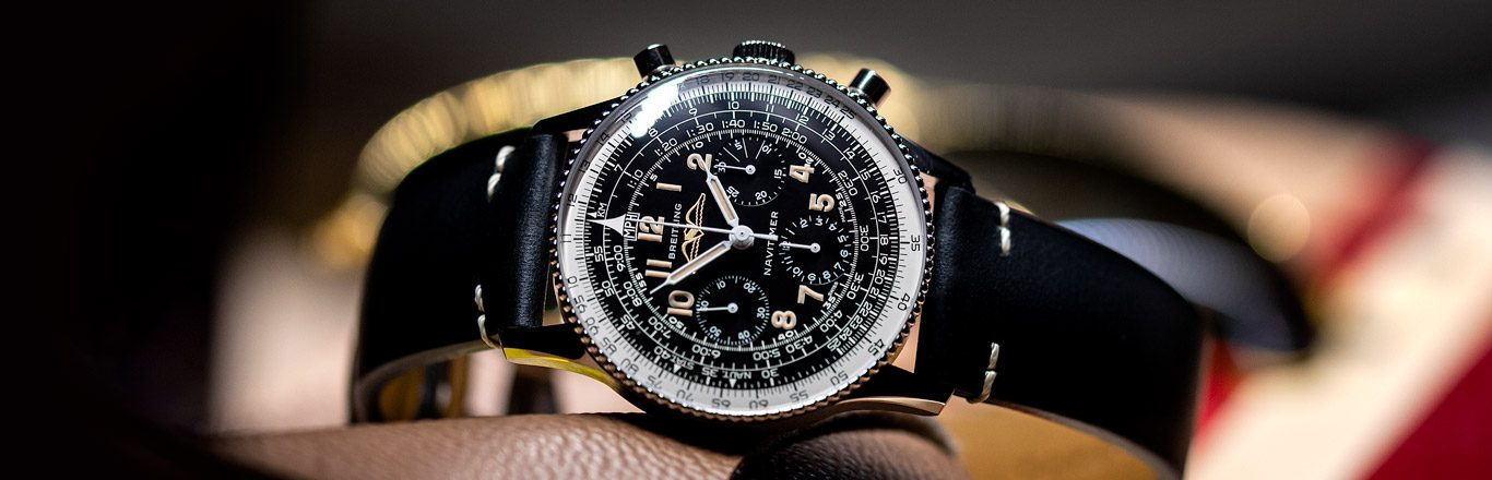 First Hands On With The Breitling Navitimer Ref. 806 2019 - Breitling Baselworld 2019