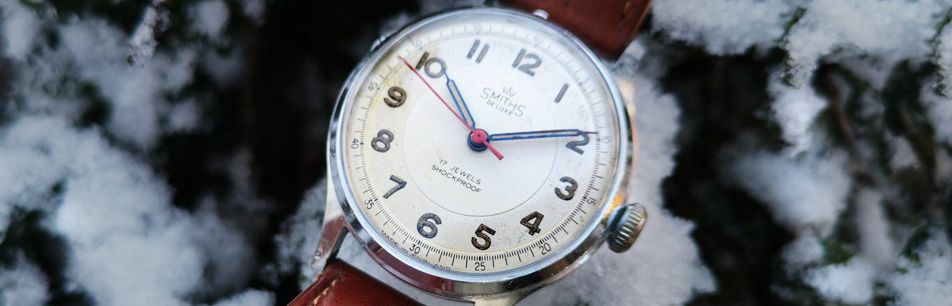 The Smiths Antarctic Deluxe - A Small Piece of English Watchmaking