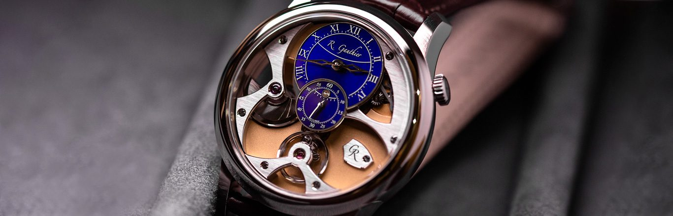 A Sit Down Chat With Romain Gauthier - Baselworld 2019