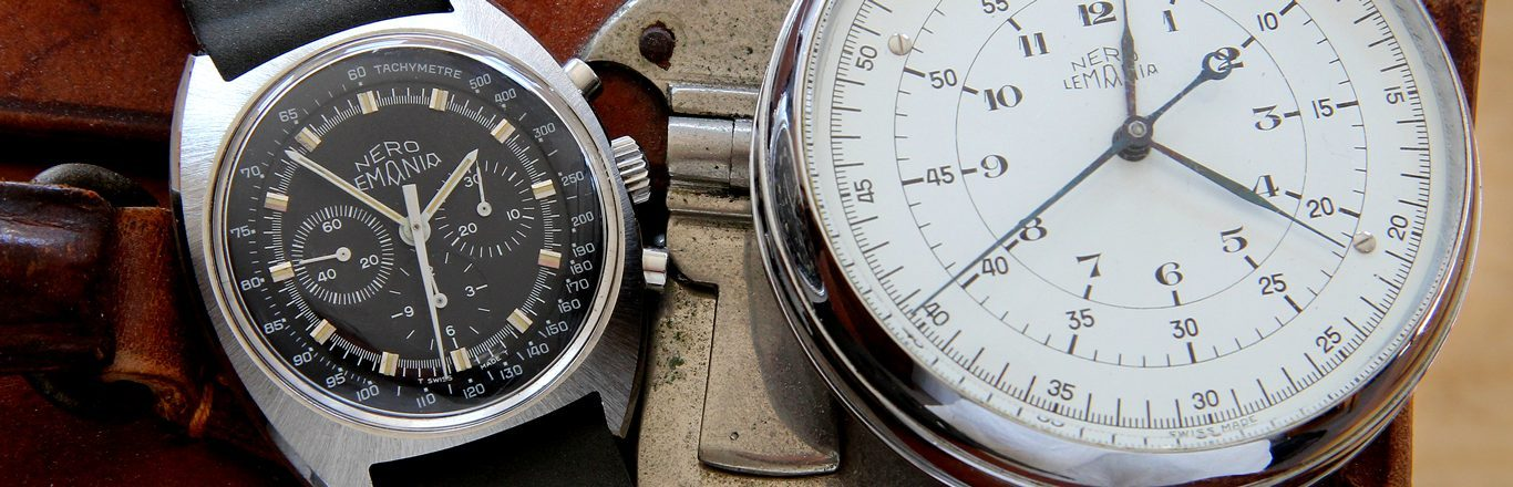 Lemania Watches - The Greatest Watch Company You've Never Heard Of