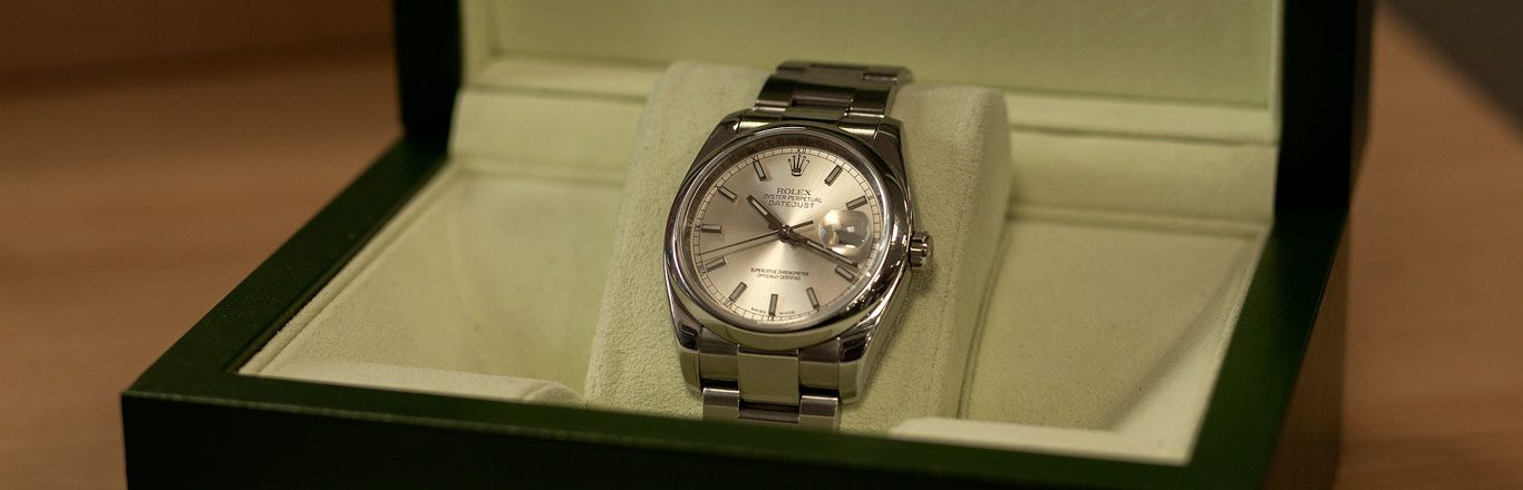 Why The Rolex Datejust Should Be Your Next Watch