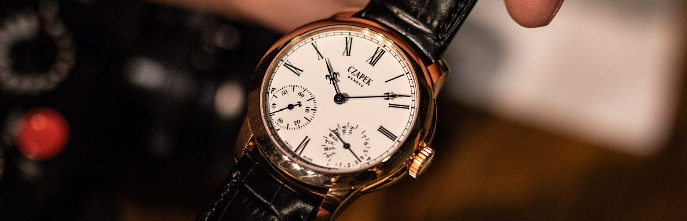 An Evening At The Watchmakers Club Event 2019