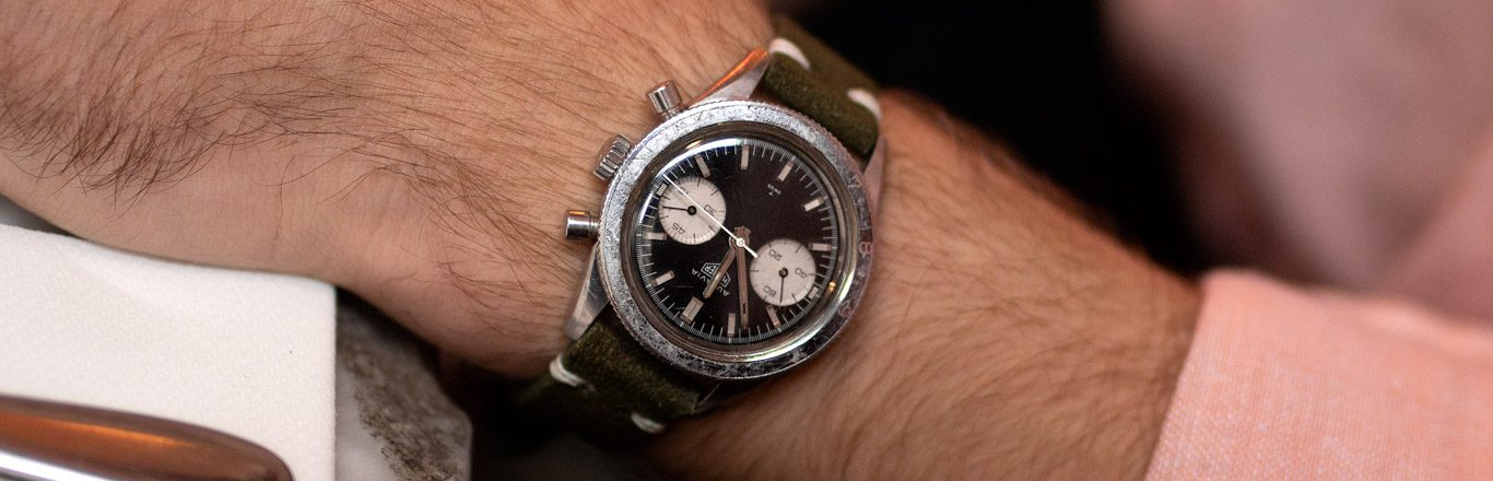 A Chat About All Things Vintage Watches With Calibre Co