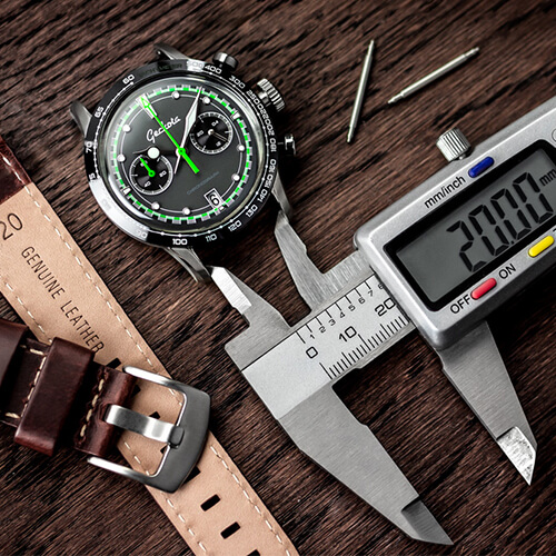 Premium Quality Leather, Metal, Nato and Dive Watch Straps