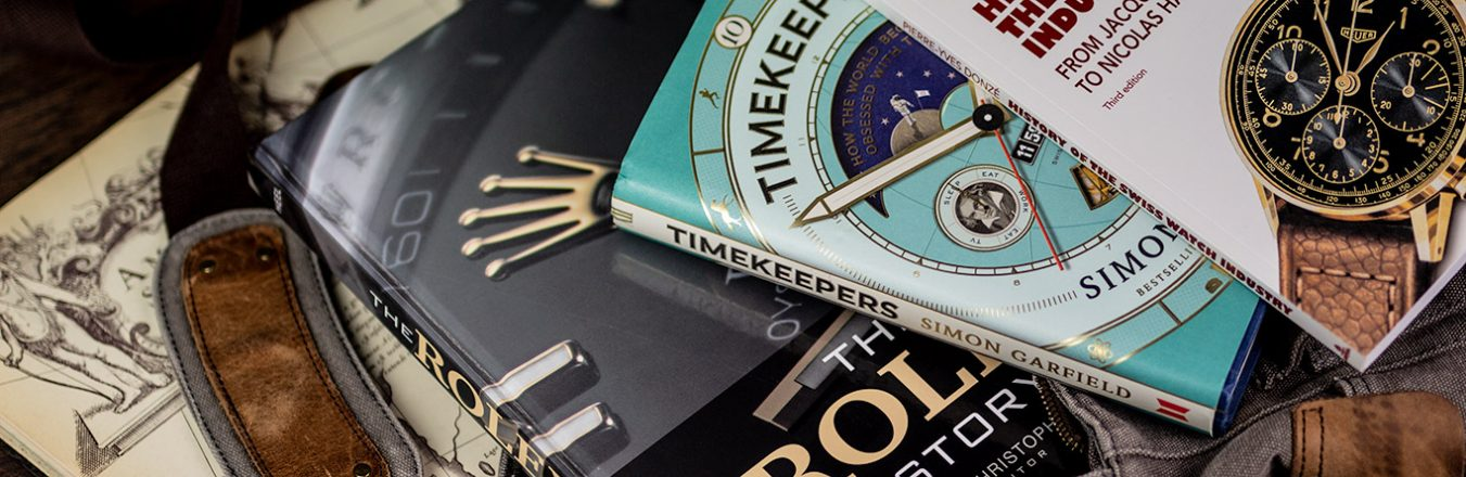 Watch Books – Must Have Books for Watch Lovers & Enthusiasts