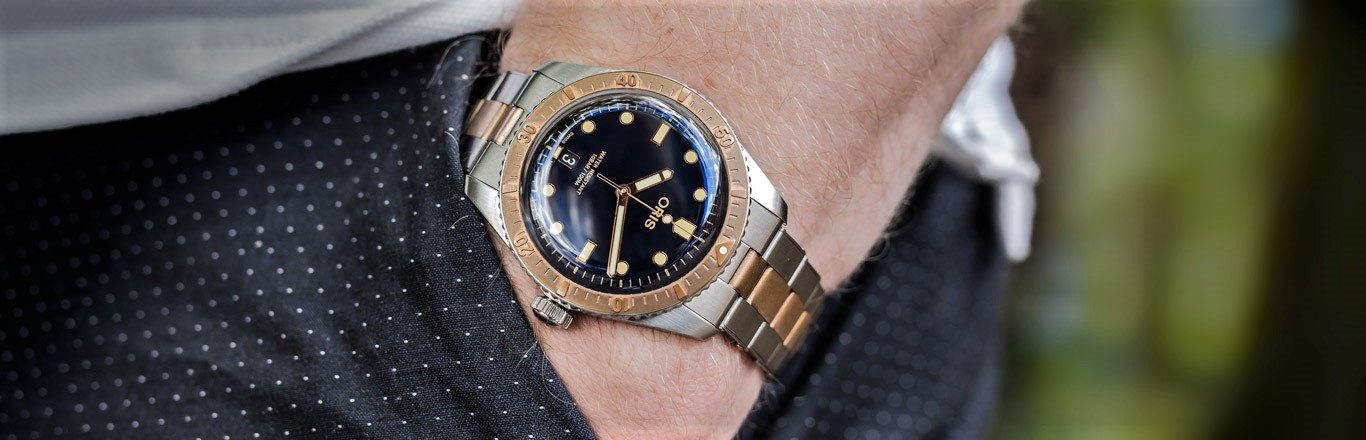 The Oris 65 Divers Bronze 2 Tone - First Impressions and Hands On