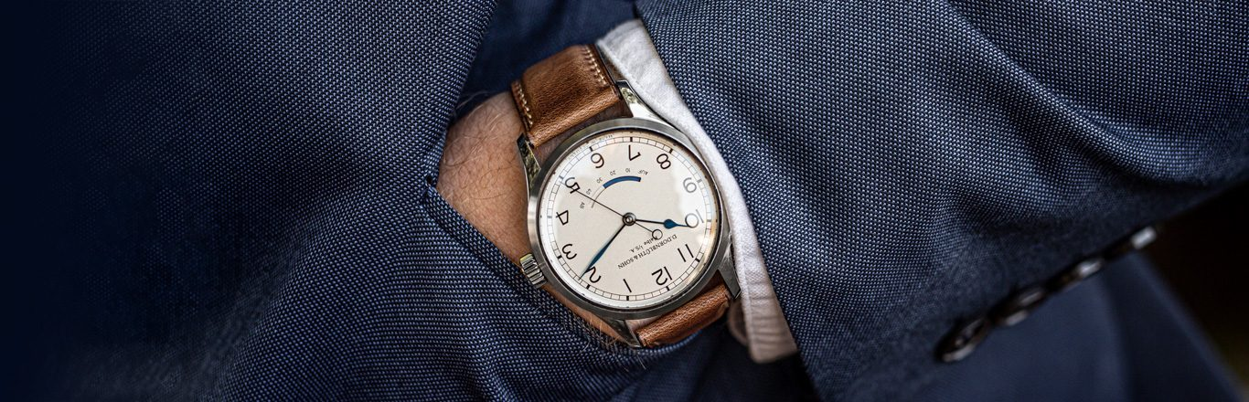 Our Top Straps For Dress Watches Featuring Dornblüth & Sohn