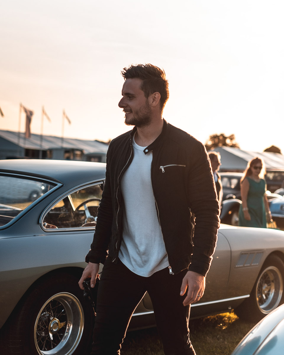 Damons Style at Goodwood Revival 2019