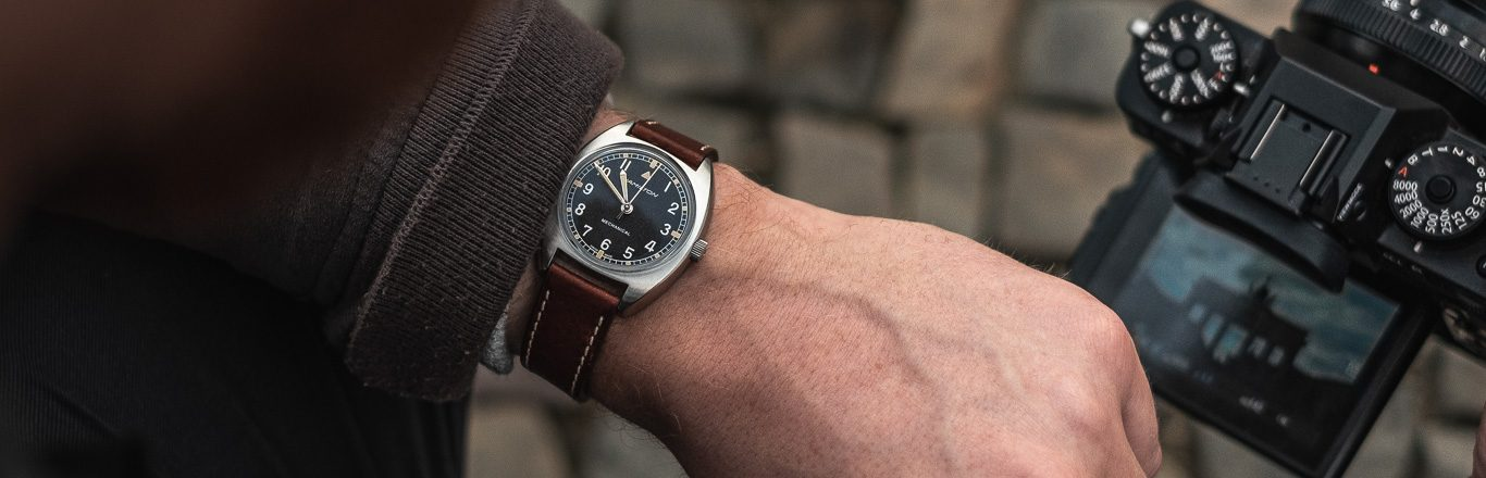 Why The Hamilton Pilot Pioneer Mechanical Is Your Next Watch