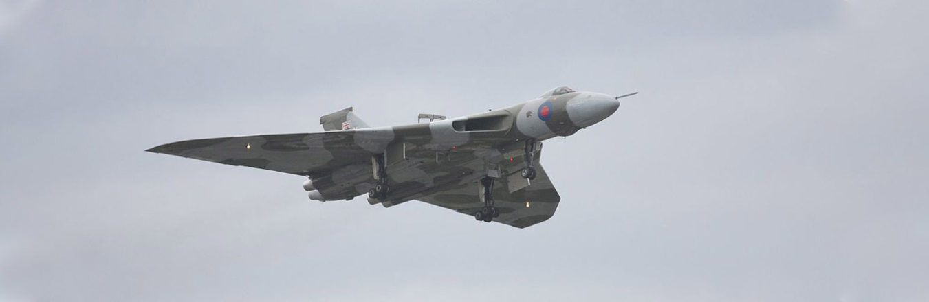 The Avro Vulcan Bomber and Me