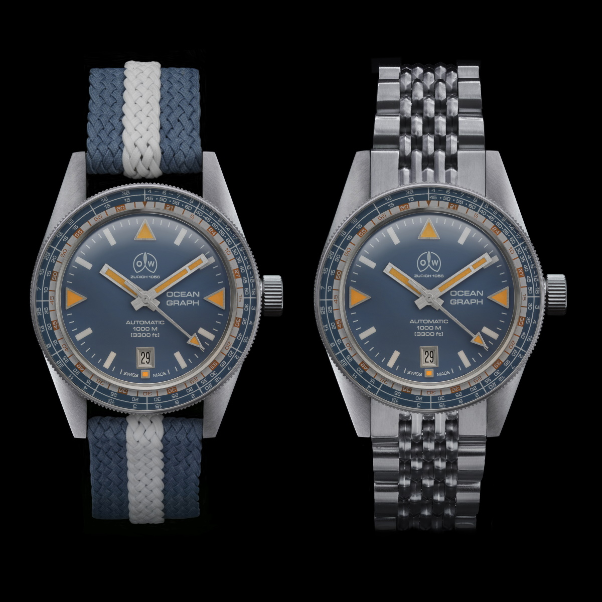OW Ocean Graph Both Watches