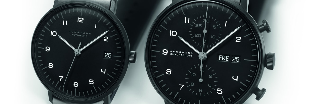 Introducing The Junghans Max Bill Edition Set 2020