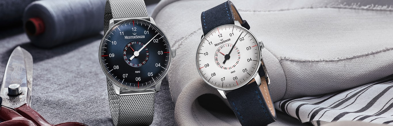 Introducing The New MeisterSinger Neo Pointer Date
