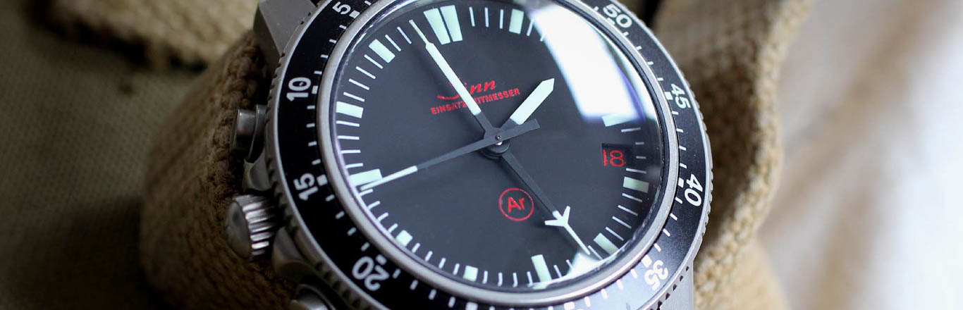The Sinn EZM1 Watch - Everything You Need To Know