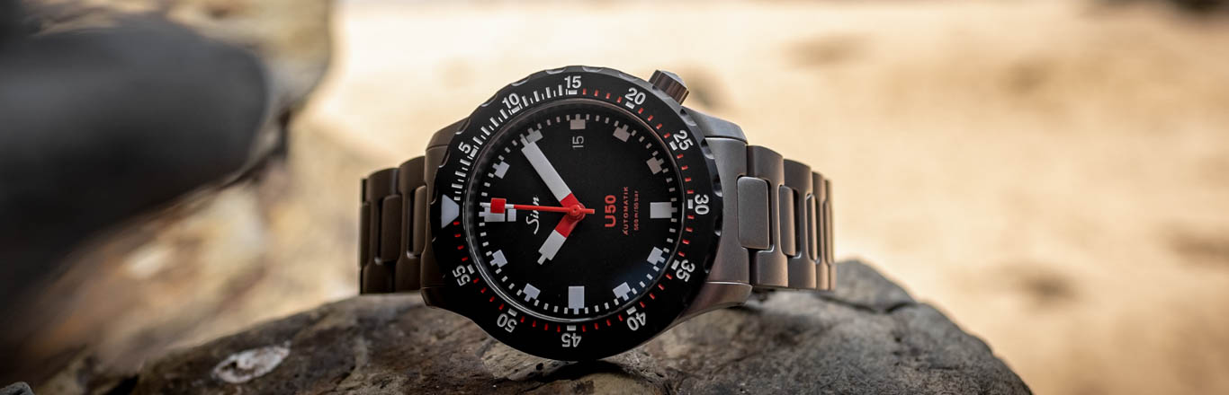 A Week Away With The Sinn U50 SDR