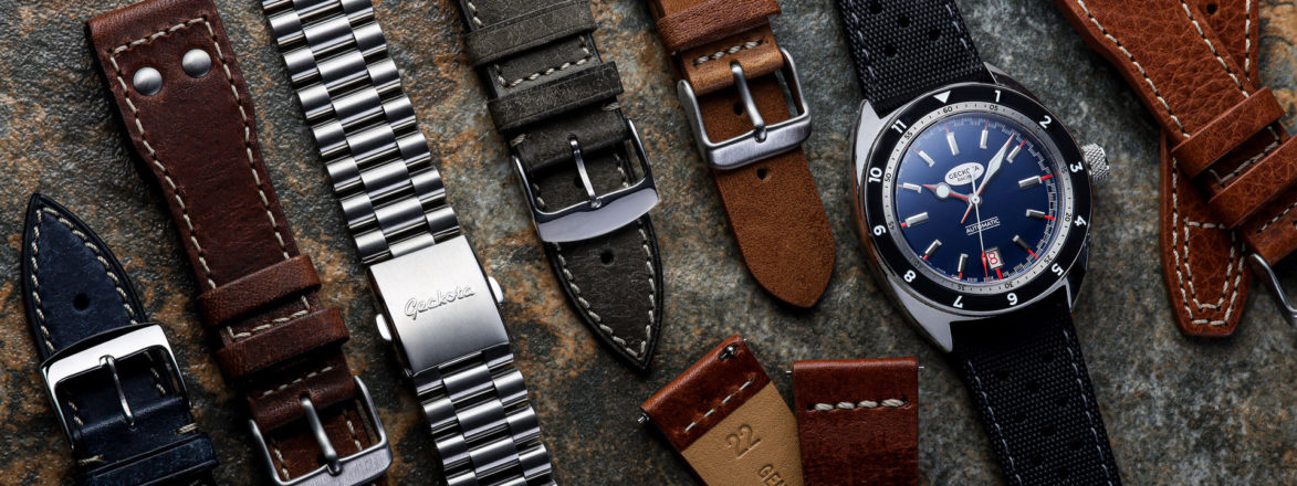 How To Refresh An Old Leather Watch Strap