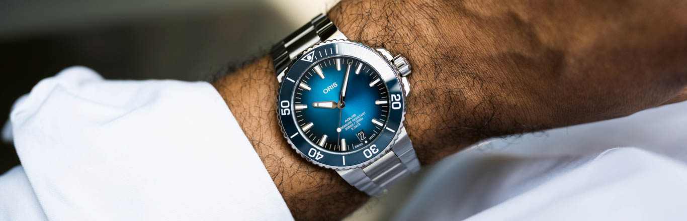 Introducing The New Oris Aquis Date Using The Calibre 400
