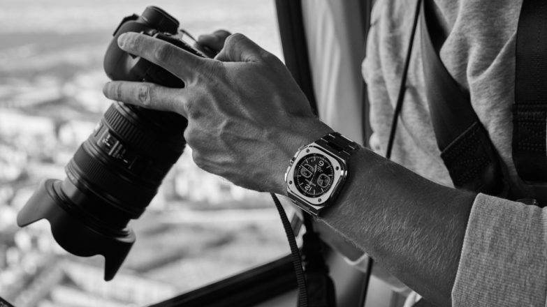 Introducing The New Bell and Ross BR 05 Chronograph