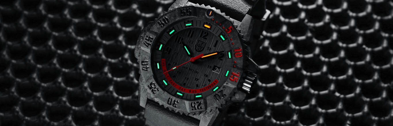 """Introducing The Luminox 3801 – """"The Only Easy Day Was Yesterday"""" - Limited Edition"""