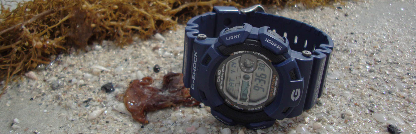 The Watches Worn By A US Coast Guard Officer