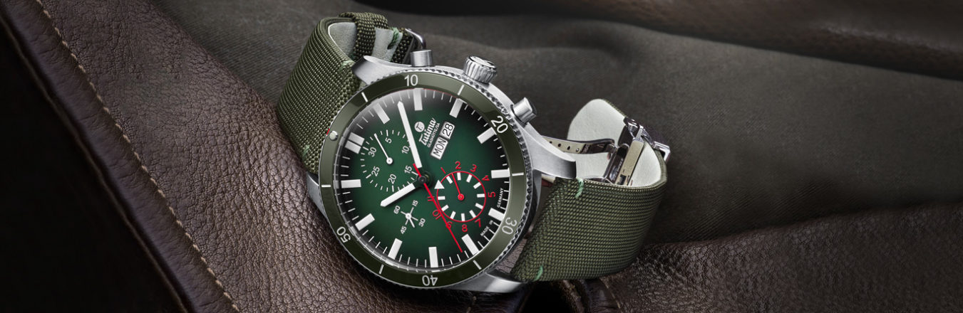 Introducing The New Tutima Grand Flieger Airport Watch