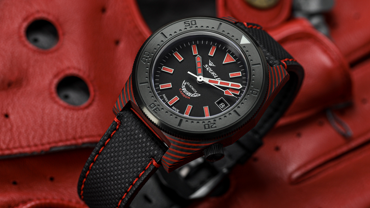 The Squale T-183 Dive Watch